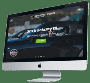 website drivers legion